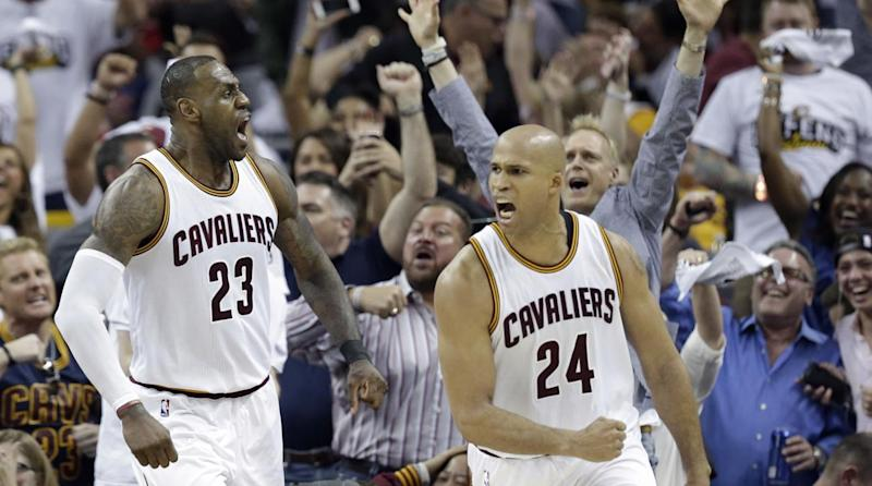 Richard Jefferson wants people to stop asking him about LeBron