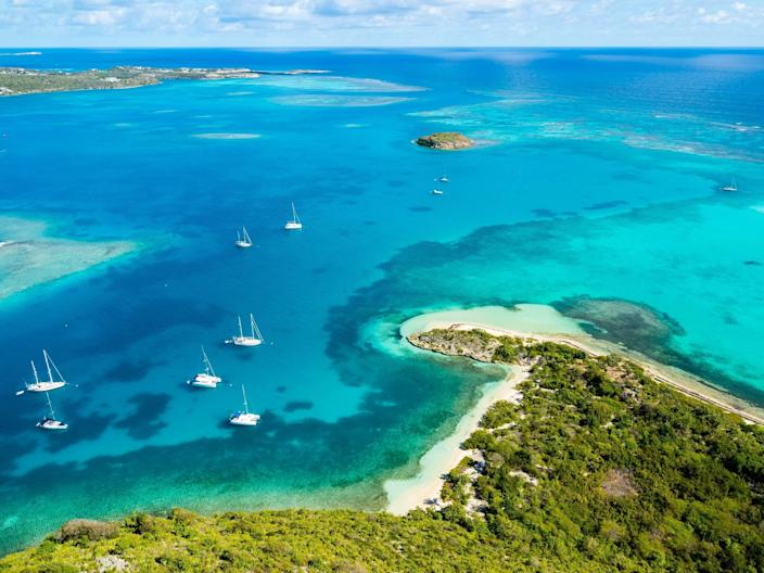 Antigua is one of the world's more accessible paradise islands - Getty