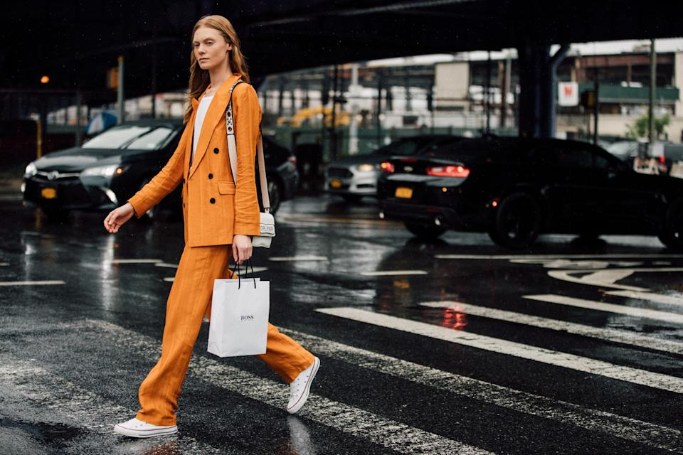 """<p>Still feeling celebratory? Here's more upbeat news to keep the good times rolling: Shopbop's <a href=""""https://www.shopbop.com/sale/br/v=1/13594.htm"""" rel=""""nofollow noopener"""" target=""""_blank"""" data-ylk=""""slk:Holiday Sale"""" class=""""link rapid-noclick-resp"""">Holiday Sale</a> kicked off this morning and over 1,000 items, including brand new styles, are discounted up to 50 percent off. </p><p>To spare you from combing through every item, here's our assessment. While the sale includes an impressive amount of chic alternatives to the sweatpants we've been living in the past few months, it's the accessories section that's stacked with the best discounts. </p><p>From Chanel handbags to Instagram-backed brands to everyday fine jewelry that rarely go on sale, shop the smartest pieces to consider (and snag) before they sell out ahead. </p>"""