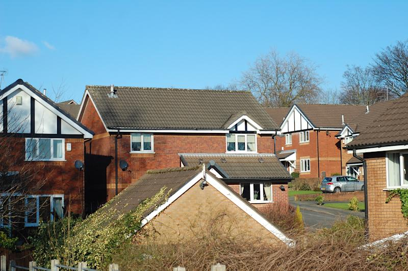 Homes in Stockport, England