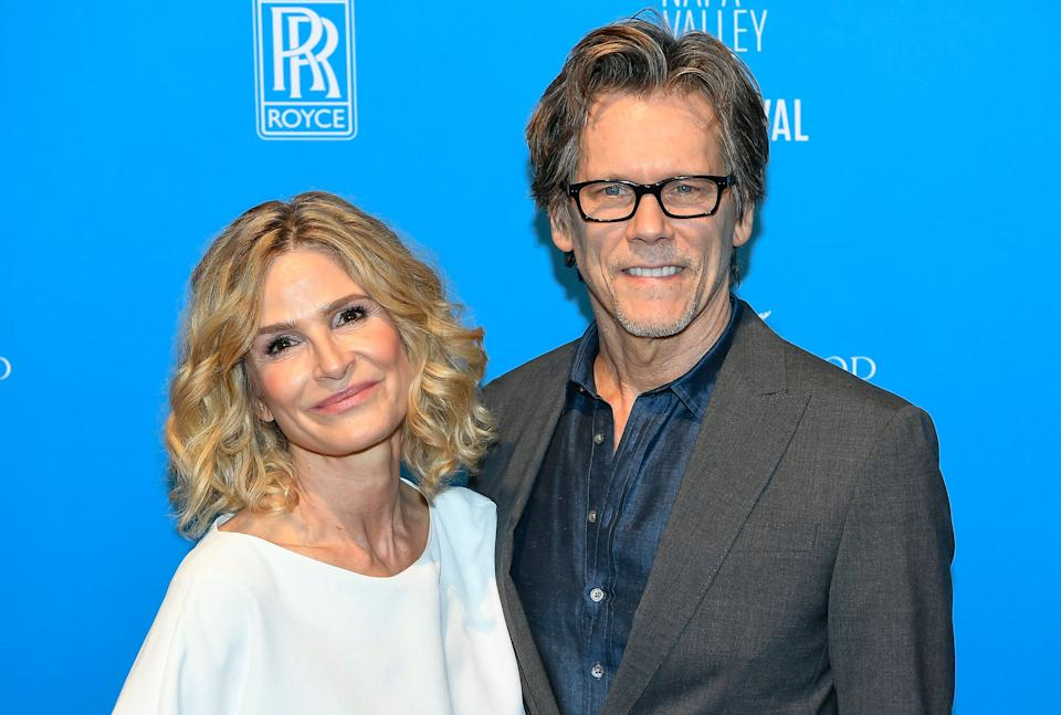 Kyra Sedgwick and Kevin Bacon (Photo: Steve Jennings via Getty Images)