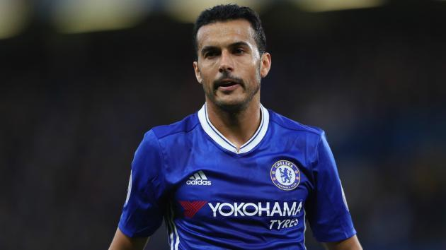 Pedro taken to hospital after Ospina collision