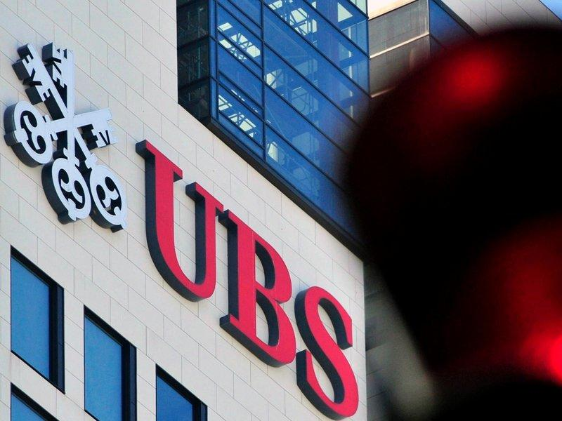 Top Swiss bank UBS reports major loss