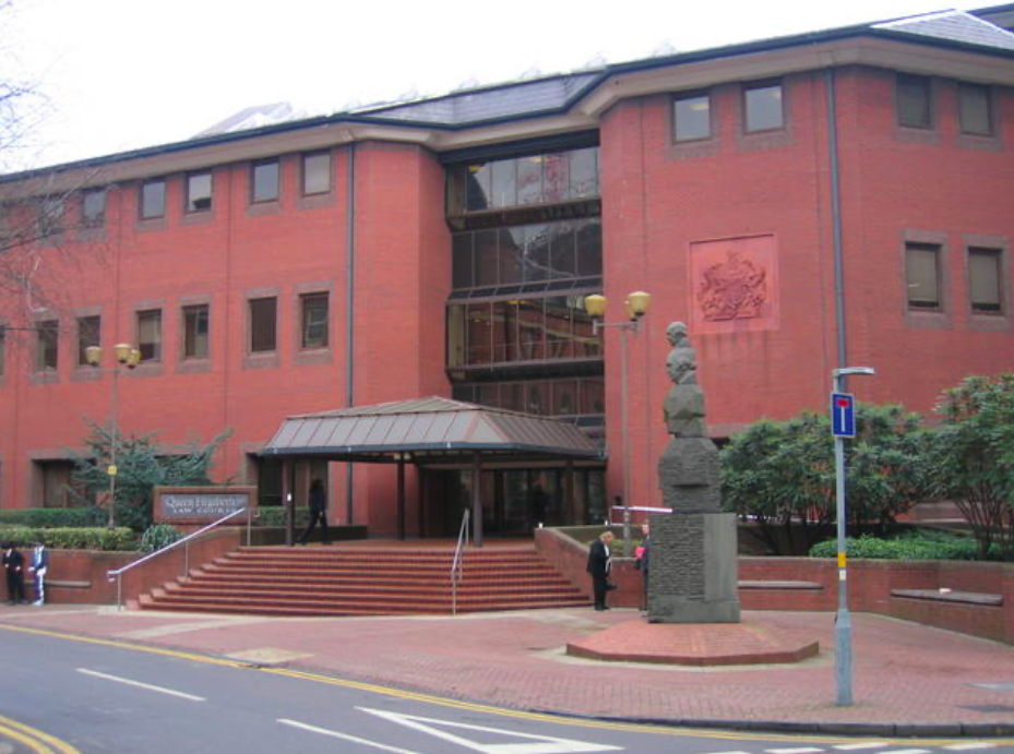 Baldev Singh Sahota and Shakti Gupta pleaded guilty to conspiracy to supply Class A drugs at Birmingham Crown Court. (Geograph)