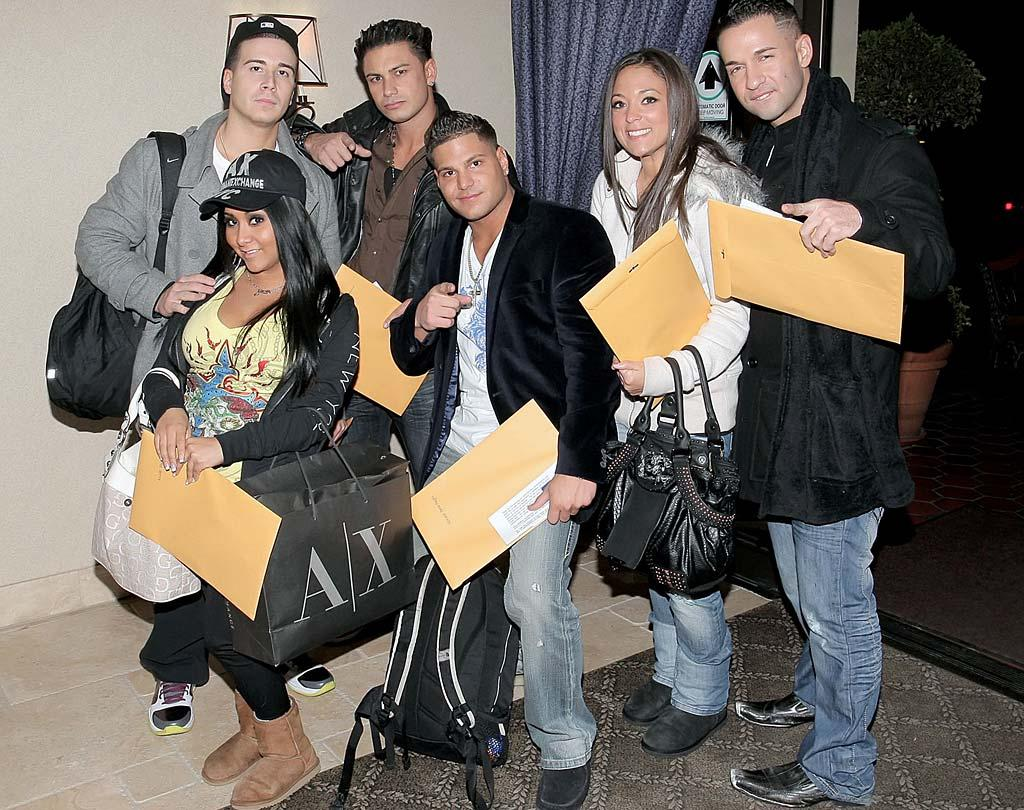 """Entire 'Jersey Shore' Cast to Be Replaced for Third Season,"" announces a recent headline on <i>Us Magazine's</i> website. According to <i>Us</i>, The Situation, Snooki, and the other stars of the popular MTV series are being dumped for an entirely new group of guidos and guidettes. Whoa! Is that really going to happen? Read what a ""Jersey Shore"" insider tells <a href=""http://www.gossipcop.com/jersey-shore-cast-replaced-season-three-doron-ofir-snooki/"" target=""new"">Gossip Cop</a> about the show's future. Shawaf/Symons/<a href=""http://www.pacificcoastnews.com/"" target=""new"">PacificCoastNews.com</a> - February 23, 2010"