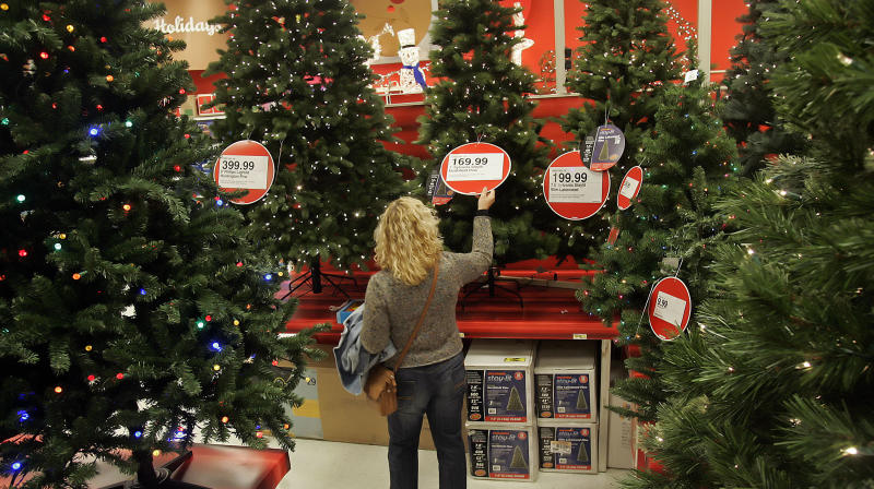 Target Claims It Won't Start Christmas Early, Then Starts Christmas Early Anyway