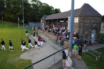 Evans Field in Rockport, Mass. — Boston Globe