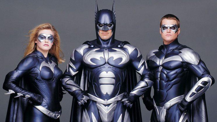 Sorry... Joel Schumacher talks about the disastrous Batman & Robin - Credit: Warner Bros