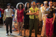 <p>Ryan Murphy's show about ball culture in 1980s New York City has been groundbreaking in so many ways. With so many trans and other LGBTQ actors and people of color in the cast, there's never been anything like it in on television. It's heartbreaking to watch at times, but that's exactly why it needs to be seen. </p>