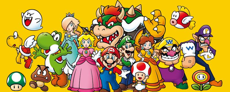 Super Mario Bros Movie On The Way From Minions Studio