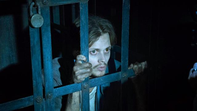 Bill Skarsgård in <em>Castle Rock.</em> (Photo: Hulu)
