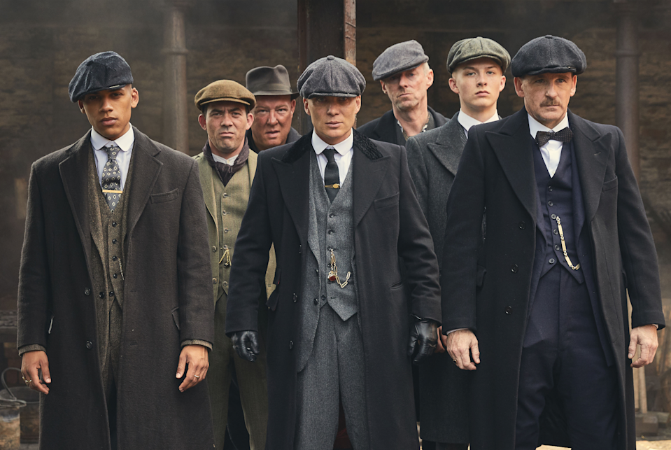Crime drama 'Peaky Blinders' has been criticised for glorifying violence and toxic masculinity. (Credit: BBC)