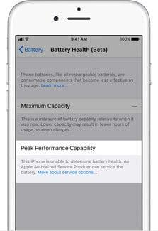 how to turn off iphone performance throttling in ios 11 3 unkown