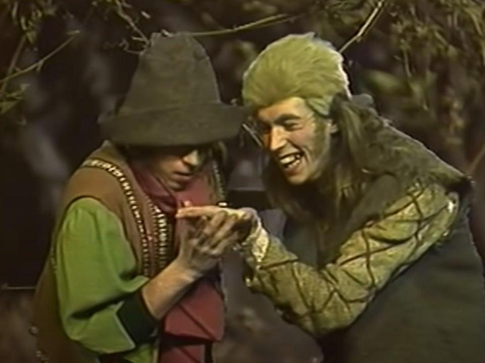 A Soviet-era Lord of the Rings adaptation has been re-released on YouTube by Russian TV channel 5TV (YouTube/Channel 5 Russia)