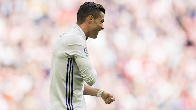 Cristiano Ronaldo Athletic Bilbao Real Madrid La Liga