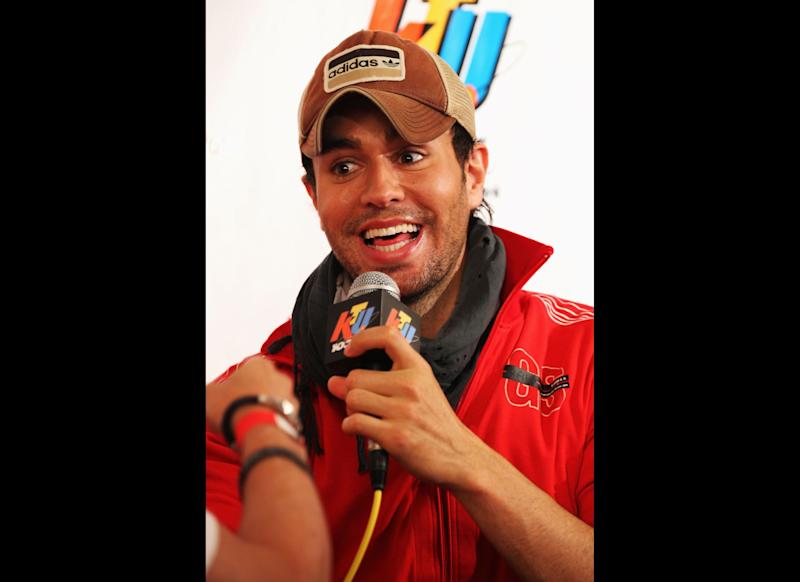 There's only one way Enrique Iglesias could ever turn <em>off</em> a fan -- by running over their foot with his car! That's exactly what the singer did after a 2007 concert. Iglesias' vehicle (his manager was driving) was swarmed by fans after his concert and, in attempt to evade the crowd, the pair accidentally ran over an 11-year-old girl's foot.