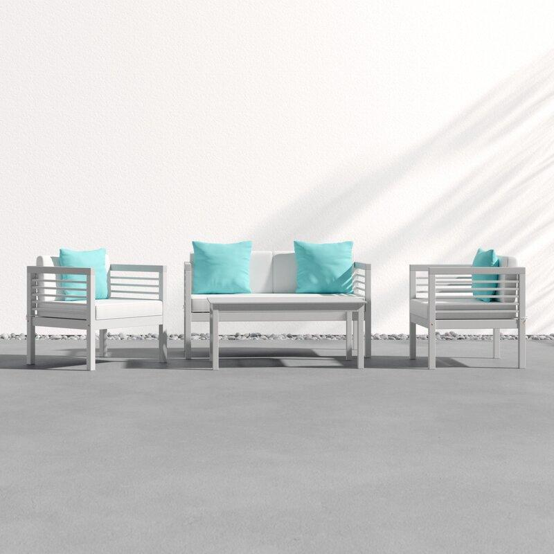 Abraham 11-Piece Sofa Seating Group with Cushions (Photo: All Modern)