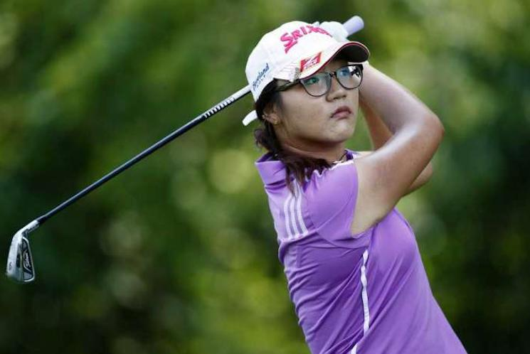 Lydia Ko is the LPGA's newest full time tour member, at age 16 — Associated Press