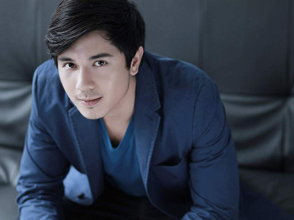 Paulo Avelino opens up about his struggles with depression. (Source: The Hive Asia)