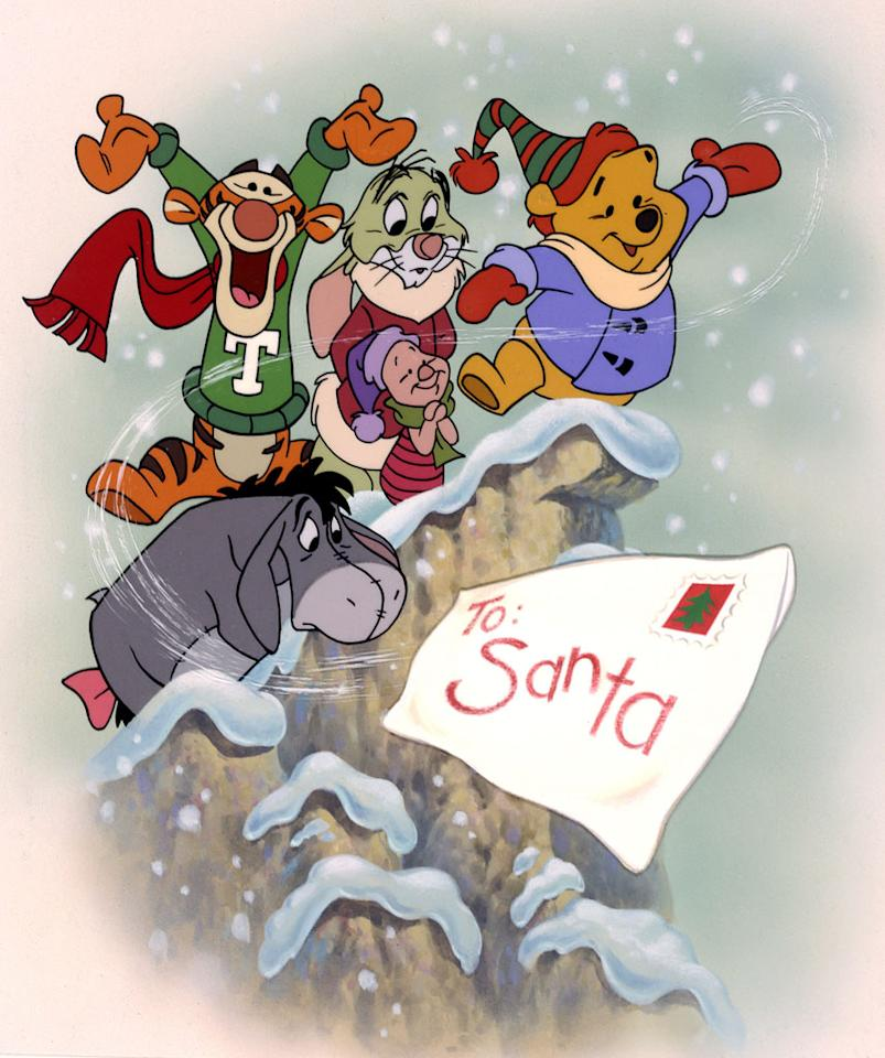 """Winnie the Pooh & Christmas Too"" on ABC Family 
