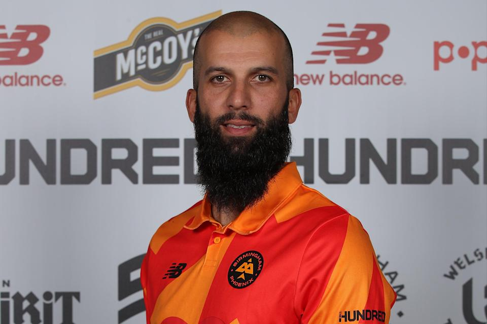 Moeen Ali (Getty Images for ECB)