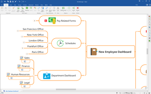 Enterprise subscription customers get the full MindManager product suite, including intuitive visualization tools that drive productivity and collaboration.
