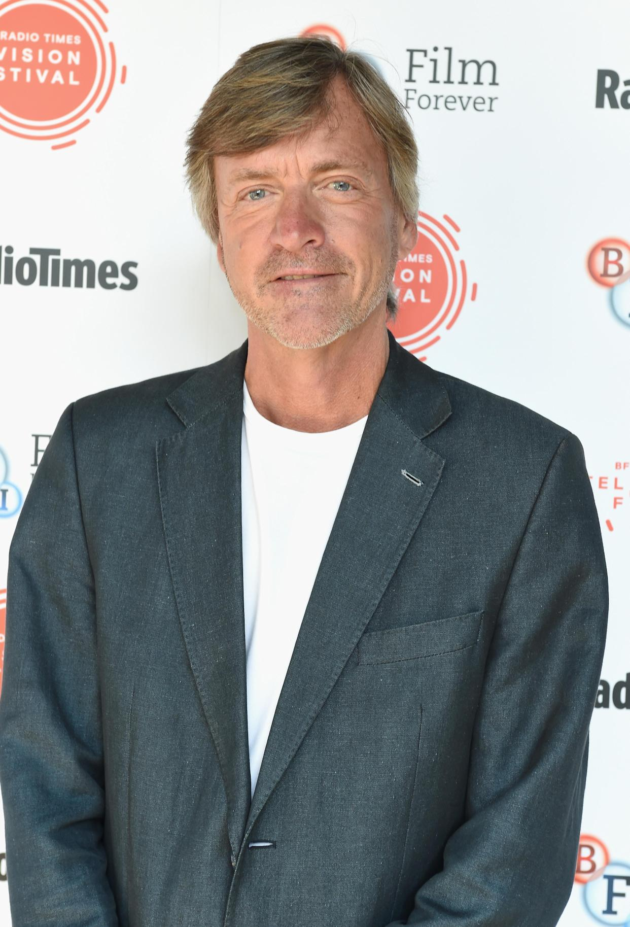 LONDON, ENGLAND - APRIL 08:  Richard Madeley attends the BFI & Radio Times TV Festival at the BFI Southbank on April 8, 2017 in London, England.  (Photo by Tabatha Fireman/Getty Images)