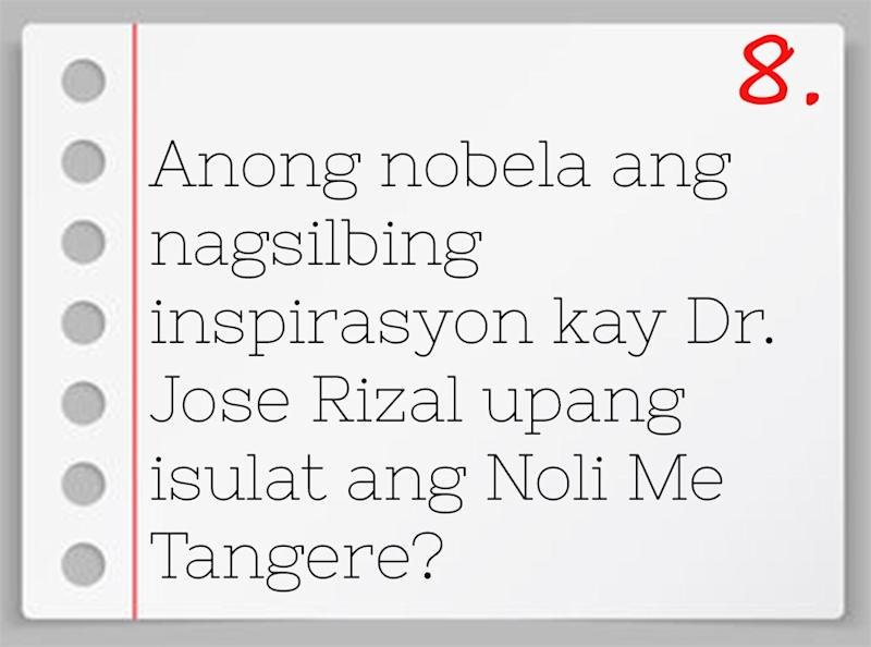 Oh, My Erehe! Can You Ace this Noli and Fili Pop Quiz?