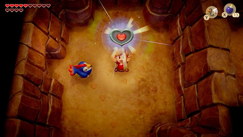Every Heart Piece And Secret Seashell In Link S Awakening
