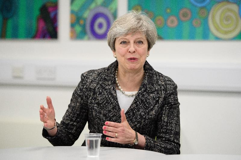 UK Prime Minister Theresa May, who took office after the EU referendum last year, surprised Britain by calling a snap vote, saying she wanted a mandate to take the country into Brexit