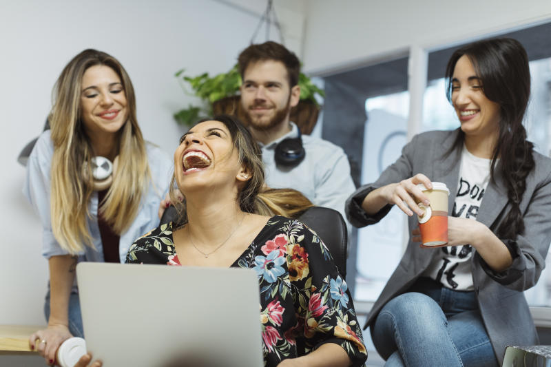 How to be the world's best workplace. Source: Getty