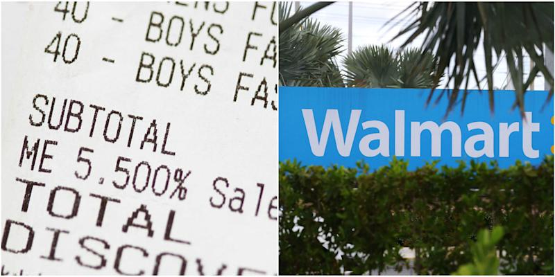 How to Make Money Off of Your Walmart and Target Receipts