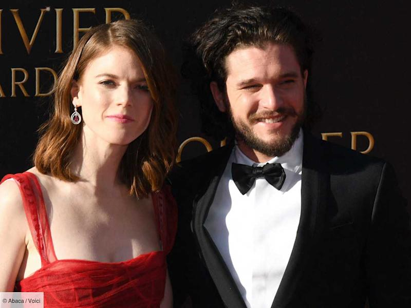 Kit Harington et Rose Leslie : le couple star de Game of Thrones attend son premier enfant