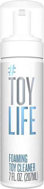 sex toy cleaner toy life foaming