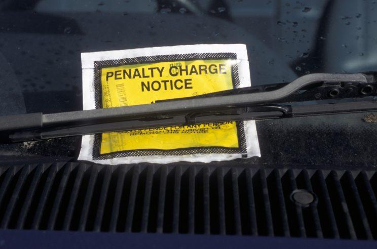 Millions of drivers have had their details sold to parking firms (Photofusion/UIG via Getty Images)