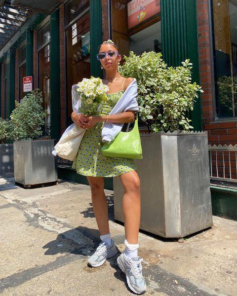 "<p>The Puerto Rican influencer was a dancer growing up, and she wears some of the coolest, most colorful outfits you've ever seen. Warning though: If you follow her IG you may be tempted to finally dye your hair bright blue (or pink or green).</p><p><a href=""https://www.instagram.com/p/CC2CMZIJurL"" rel=""nofollow noopener"" target=""_blank"" data-ylk=""slk:See the original post on Instagram"" class=""link rapid-noclick-resp"">See the original post on Instagram</a></p>"