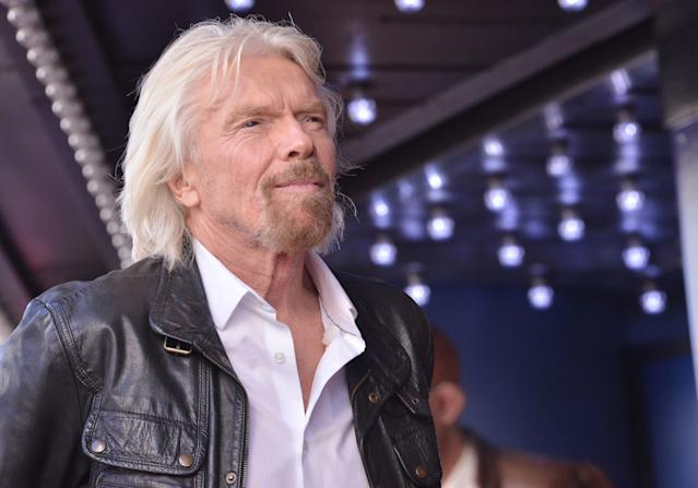 Billionaires like Richard Branson are not 'relatable' role models for today's 18 to 30 generation, survey finds. Photo: Sthanlee B. Mirador/Sipa USA