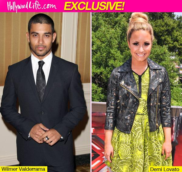 Wilmer Valderrama Says Ex-Girlfriend Demi Lovato Will Be 'Amazing' On X-Factor