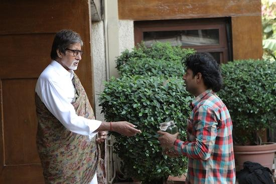 <p>The 2013 anthology film had few scenes which were shot at Big B's residence, Pratiksha also. So if you want to see how lavishly this megastar dwells, do give a watch to the <strong><em>Murabba</em></strong> segment if not the entire movie. But you know what… just go watch the full movie – I mean why not? </p>