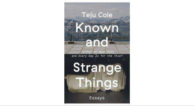 """Teju Cole divided his <a href=""""http://www.penguinrandomhouse.com/books/535446/known-and-strange-things-by-teju-cole/9780812989786/"""" rel=""""nofollow noopener"""" target=""""_blank"""" data-ylk=""""slk:collection of nonfiction essays"""" class=""""link rapid-noclick-resp"""">collection of nonfiction essays</a> into three parts (&ldquo;Reading Things,&rdquo; &ldquo;Seeing Things&rdquo; and &ldquo;Being Here"""") plus an epilogue. His writing touches on the stories we come across in books, in museums, in the news, and on social media, contextualizing everything from a famous poem to a Snapchat. For those seeking connection in an increasingly disjointed world, Cole makes the case for art &mdash;&nbsp;in whatever form, made in whatever time period, encouraging his readers to draw parallels between the past and present. One essay worth reading on its own is """"The White Savior Industrial Complex."""" -Katherine Brooks"""