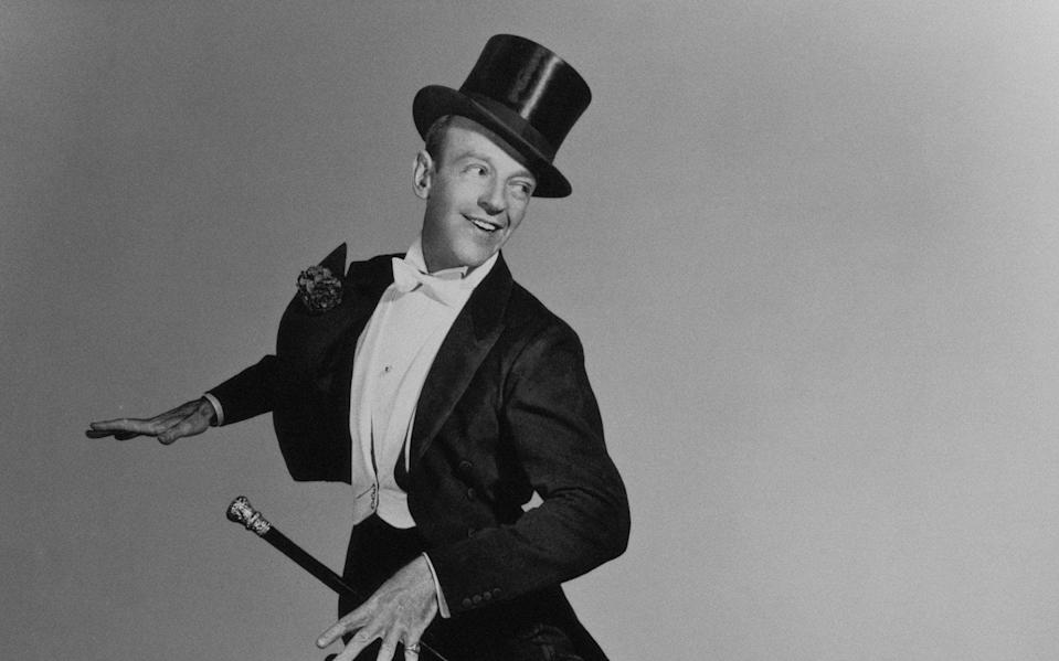 Frederick Austerlitz was the real name of the man better known as Fred Astaire - Moviepix