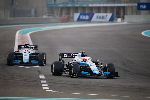 Kubica: My limitations not responsible for deficit