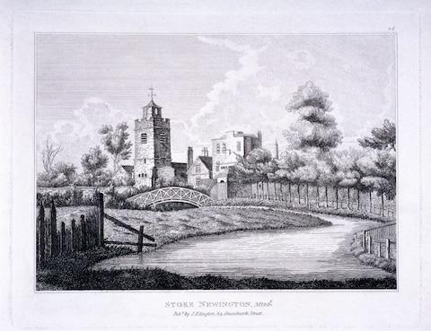 <span>Hackney was once a cluster of small villages in a sea of meadows housing kings, courtiers and aristocrats</span> <span>Credit: City of London / Heritage-Images/Heritage Images </span>