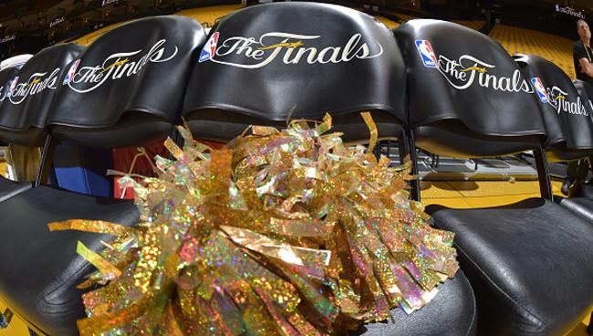 Courtside Seats For Game 7 Are Already Breaking Records ...