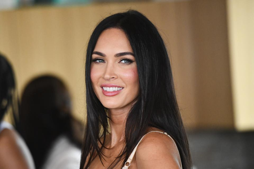 Megan Fox referenced her bisexual identity in a post celebrating Pride. (Photo: Scott Dudelson/Getty Images)