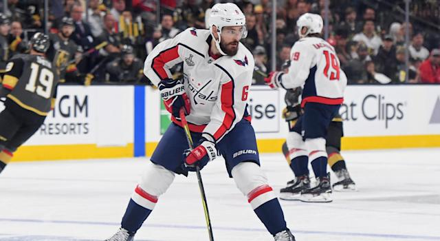 Michal Kempny was a solid presence for the Washington Capitals during their first Stanley Cup championship. (Photo by Harry How/Getty Images)