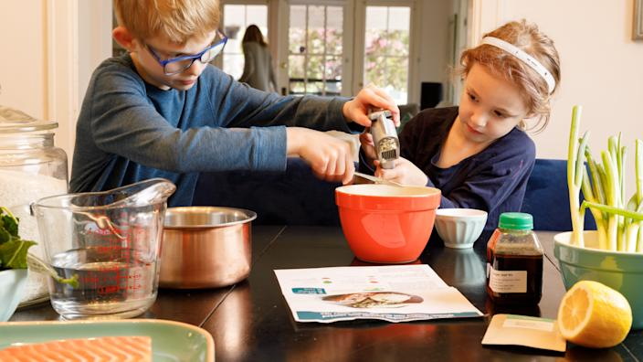 Are these cooking kits the secret to getting picky eaters to try new foods?