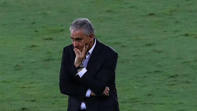 Despite falling behind to an Edinson Cavani penalty, Brazil were able to preserve Tite's perfect record as head coach in emphatic style.