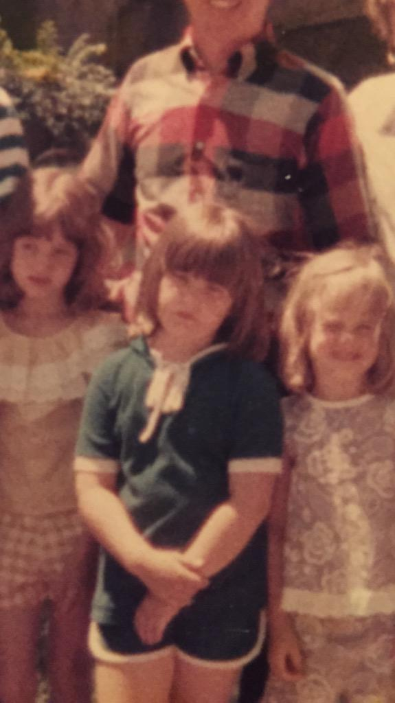 """<p>Donnie Wahlberg's other half, Jenny McCarthy (right), with cousin and 'Bridesmaids' star Melissa McCarthy (middle): """"Me, my sis and my cousin Melissa. 102 degrees at the zoo, not happy campers. #TBT"""" -<a href=""""https://twitter.com/JennyMcCarthy/status/626796498529841154"""" rel=""""nofollow noopener"""" target=""""_blank"""" data-ylk=""""slk:@jennymccarthy"""" class=""""link rapid-noclick-resp"""">@jennymccarthy</a> (Twitter)</p>"""