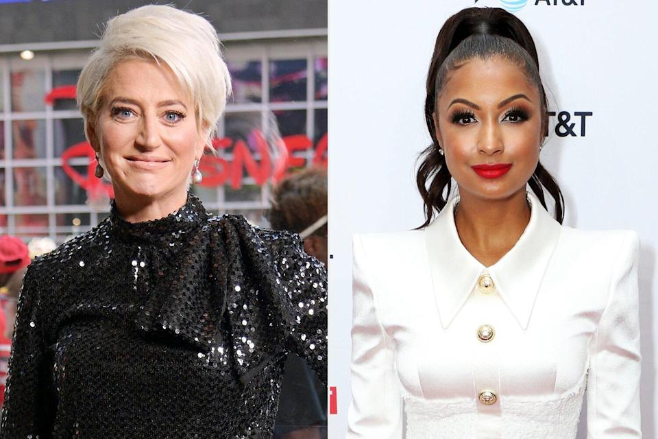 Eboni K. Williams Says Dorinda Medley Congratulated Her on Joining RHONY : It Was a 'Classy Move'